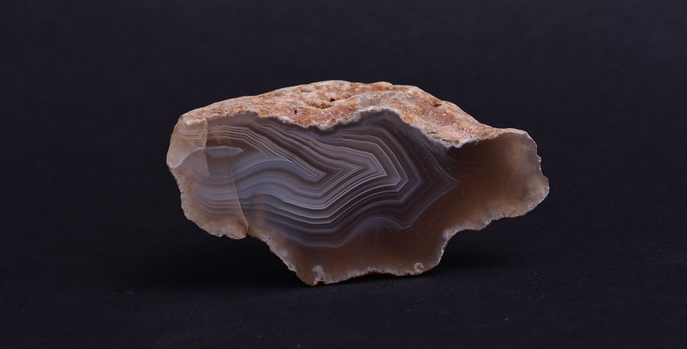 Mull Scottish Flame Agate AG0404