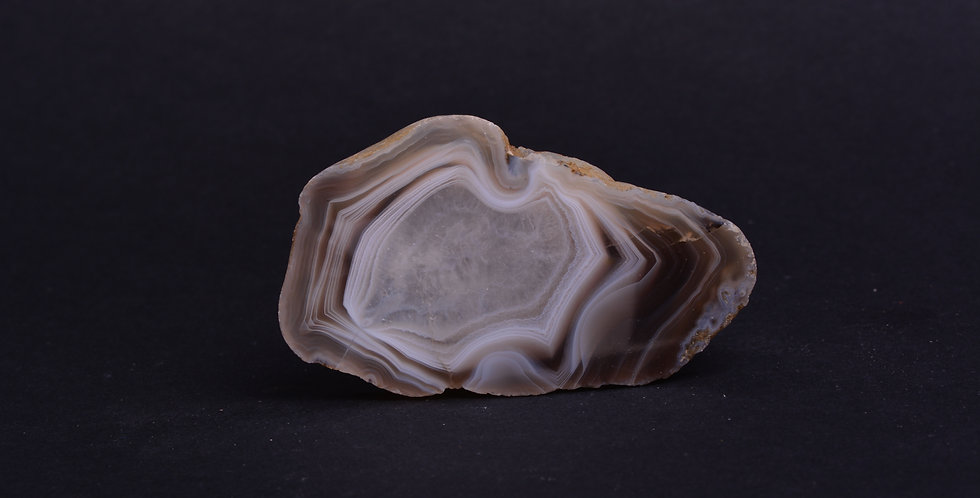 Mull Scottish Fortification Agate AG0413