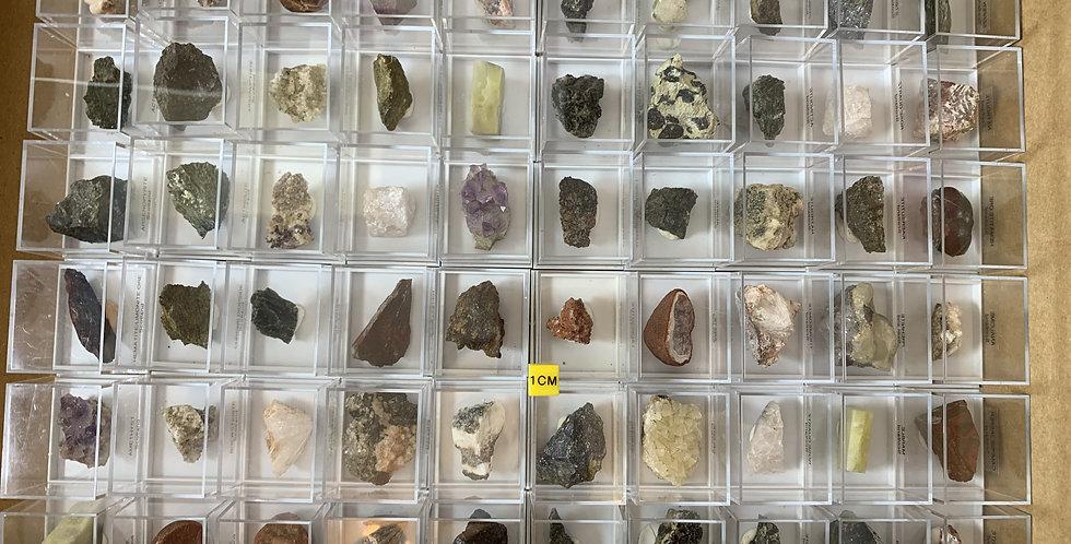 60x Thubnail Scottish Minerals Mix