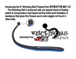 Wrecking Ball facebook ad