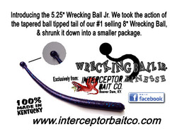 wrecking ball jr ad