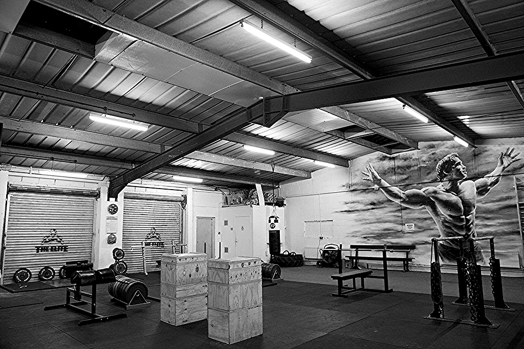 Elite gym Glasgow | Ibrox warehouse gym_edited