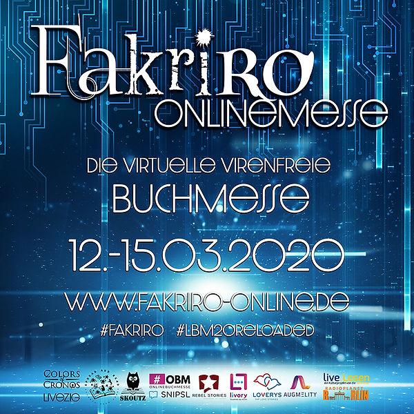 In Partnerschaft mit Fakiro-OnlineMesse-