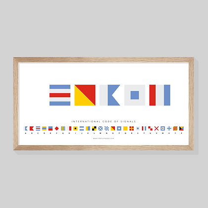 Flags [Unframed]