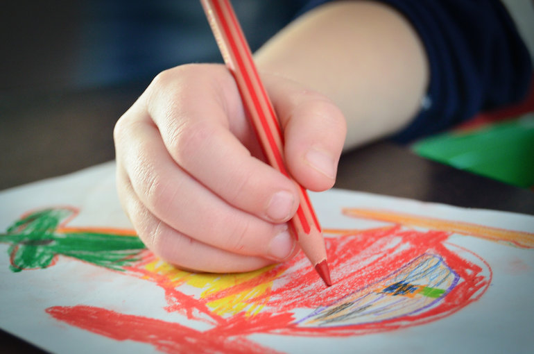writing-hand-finger-red-child-nail-94142