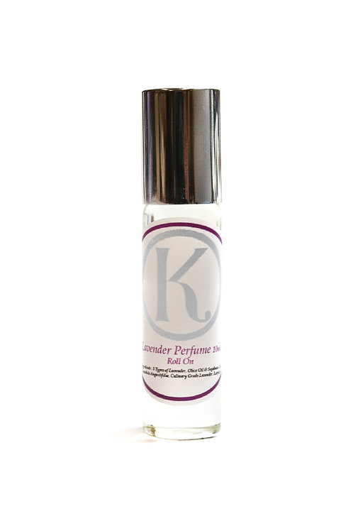 Pulse Point Perfume