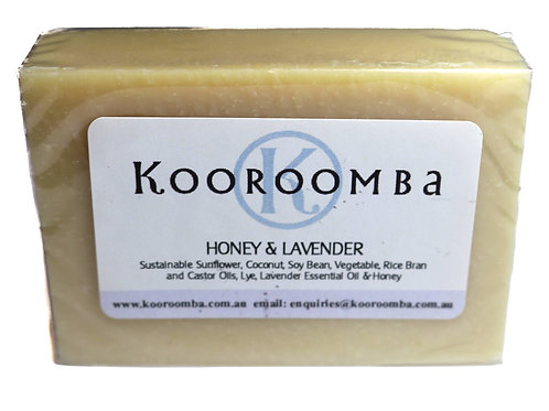 Honey & Lavender Soap