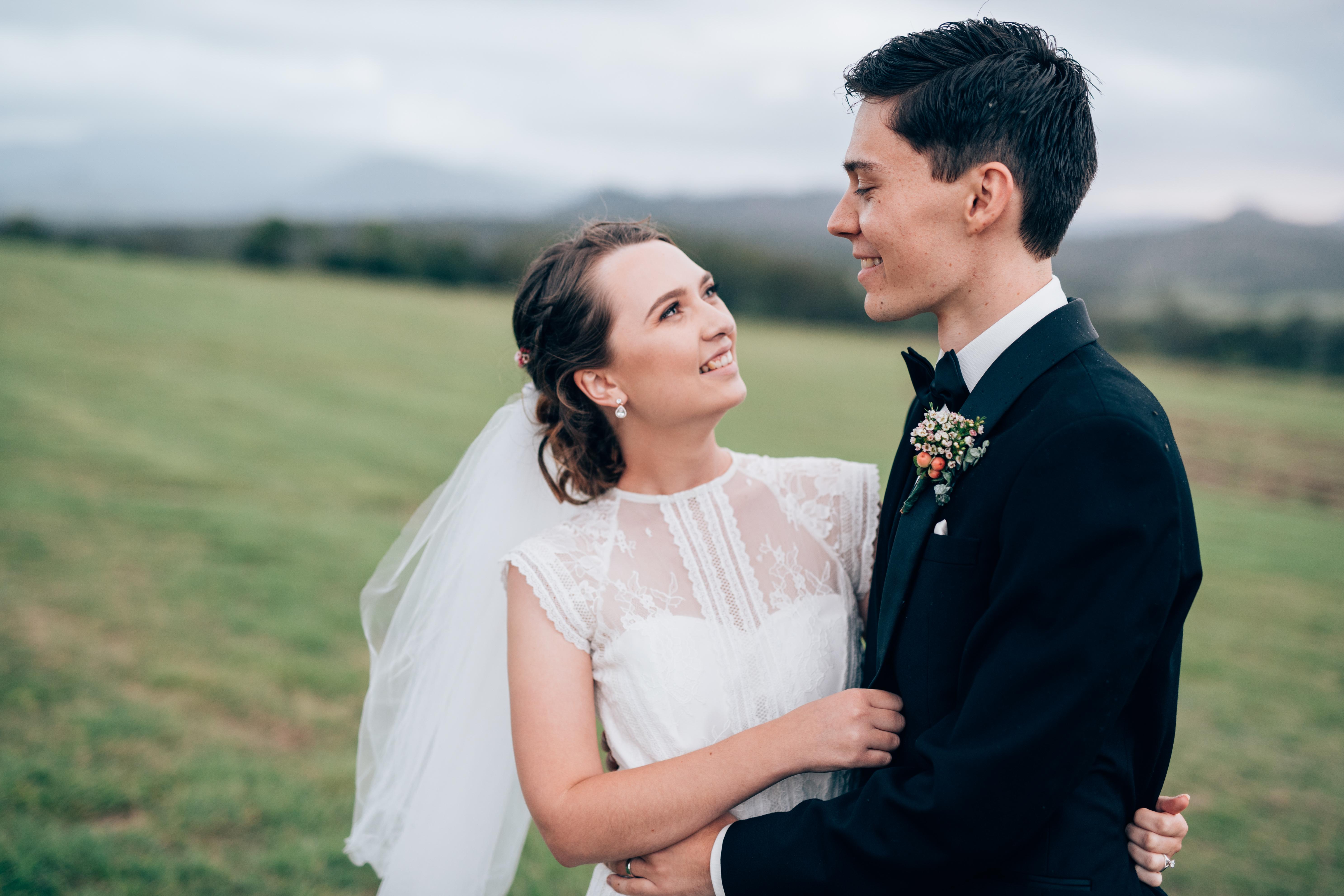 Kooroomba Wedding