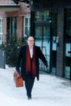 Asianajaja, varatuomari - Jari Hytti