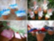 Lembrancinhas Ecológias para festa infantil