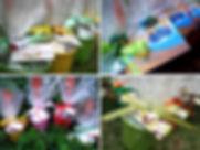 Lembrancinhas Ecológicas para festa infantil