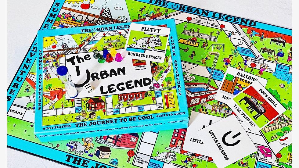 The Urban Legend Summer Adventures Board Game