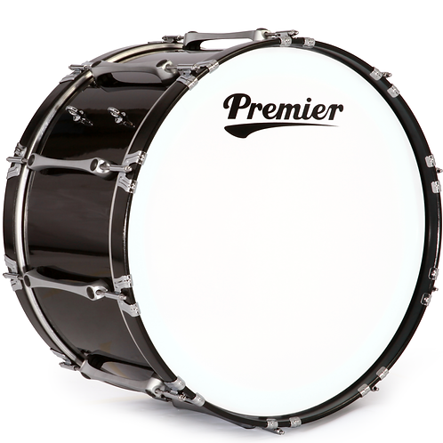 Premier Revolution Series Marching Bass Drum