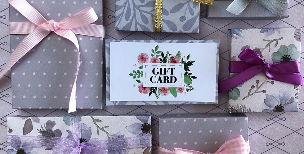 Gift card!