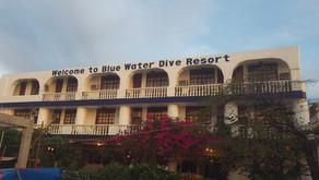 Blue Water  Sabang beach