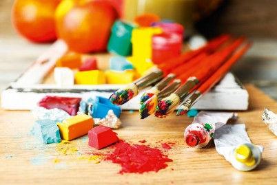 Grand atelier créatif