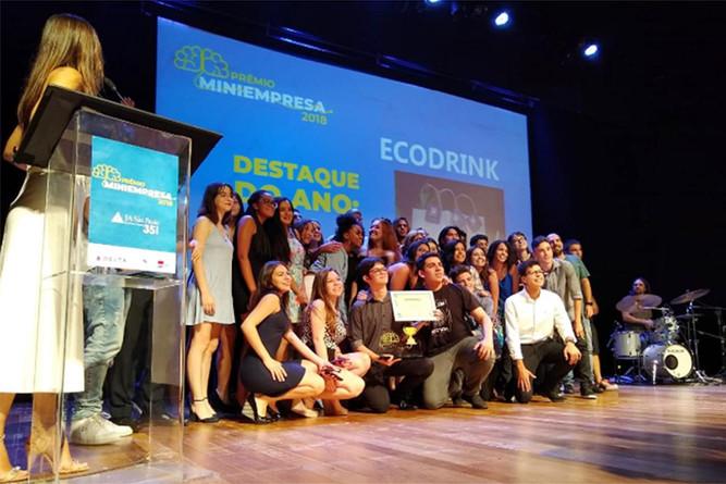 Etec Sebrae conquista edição 2018 do prêmio Miniempresa