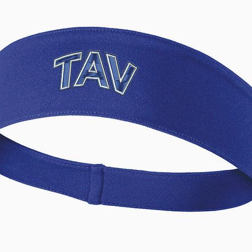 TAV LOGO - Sport-Tek® PosiCharge® Competitor™ Headband