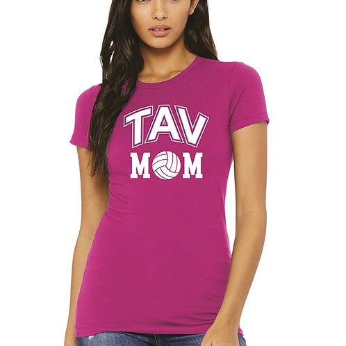TAV MOM - BELLA+CANVAS ® Women's The Favorite Tee