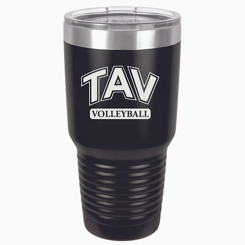 LASER ETCHED - 30 OZ STAINLESS STEEL INSULATED SUREGRIP TUMBLER
