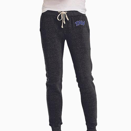 TAV Logo - Alternative Women's Jogger Eco™-Fleece Pant