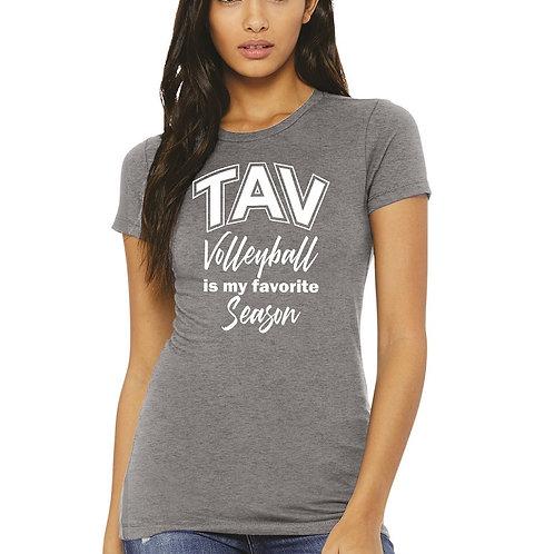 FAVORITE SEASON - BELLA+CANVAS ® Women's The Favorite Tee