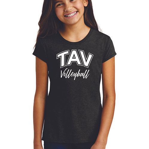 TAV Volleyball - District ® Girls Perfect Tri ® Tee