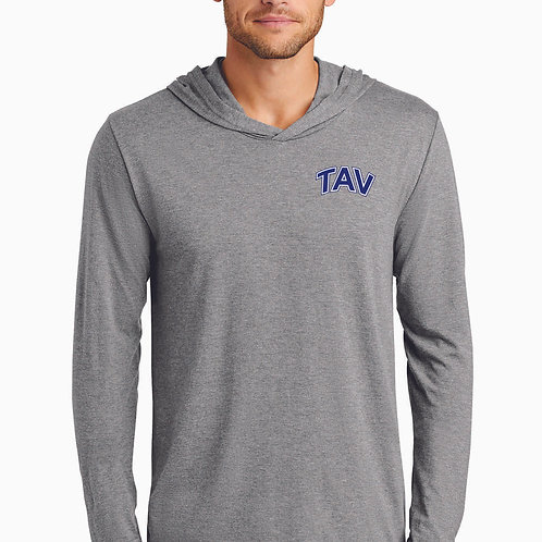 TAV Logo - District ® Perfect Tri ® Long Sleeve Hoodie