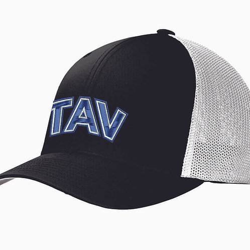 EMBROIDERED - Port Authority® Flexfit® Mesh Back Cap