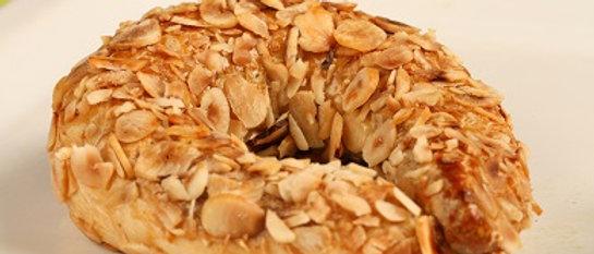 Almond Chocolate Pie  140 gr  (Ayçöreği-Crescent)