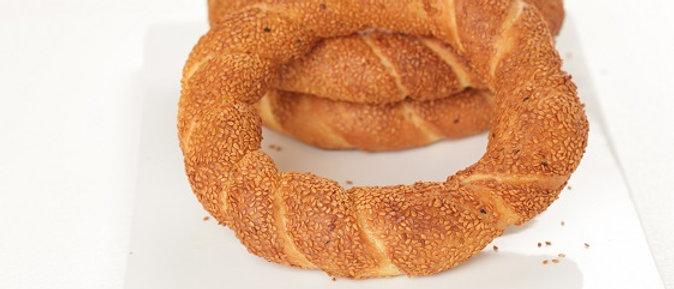 Sesame Bagel (simit) 115 gr