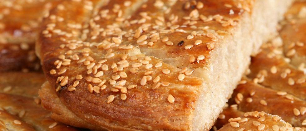 Gulluoglu Tahini Cookie Pie  0.53 lb (240 gr)