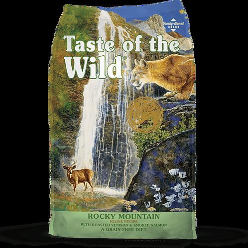 Taste of the Wild Rocky Mountain With Roasted Venison & Smoked Salmon