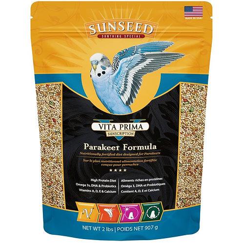 Sunseed Vita Prima Parakeet Formula