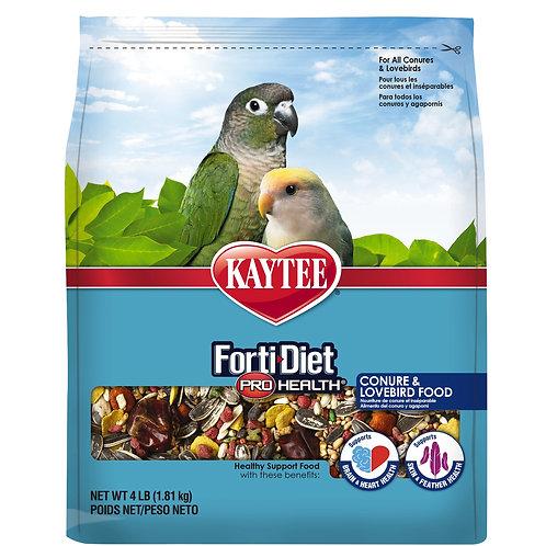 Kaytee Forti Diet Conure & Lovebird Food