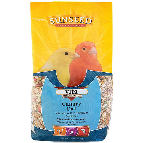 Sunseed Vita Canary Diet