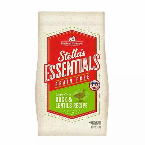 Stella & Chewy's Essentials: Grain Free High Coastal Wetland Recipe