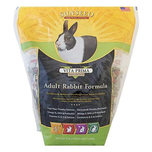 Sunseed Vita Prima Adult Rabbit Formula