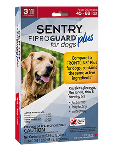 Sentry Fiproguard Plus