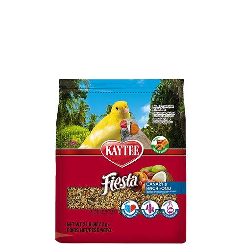 Kaytee Fiesta Canary & Finch food