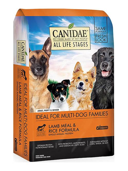 Canidae ALS Lamb Meal & Rice Formula