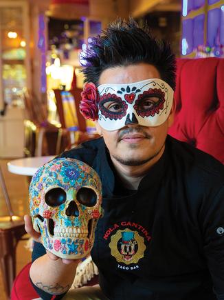 Chef Octavio Ycaza
