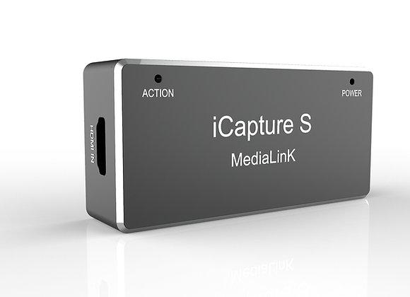 iCapture S - MediaLink