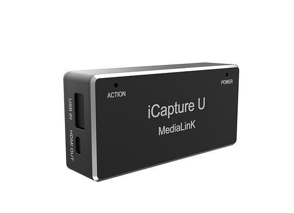 iCapture U - MediaLink