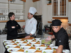 South African Wine Tasting and Dinner (22