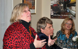 South African Wine Tasting and Dinner (3)
