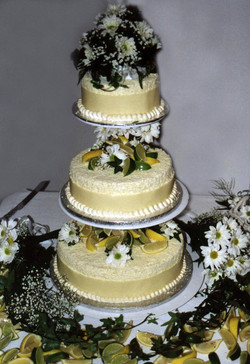 Triple Layer Wedding