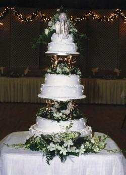 Multi-Layer Wedding