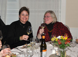 South African Wine Tasting and Dinner (12