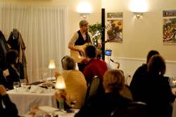 Ian Sherwood at The Hawthorne Room